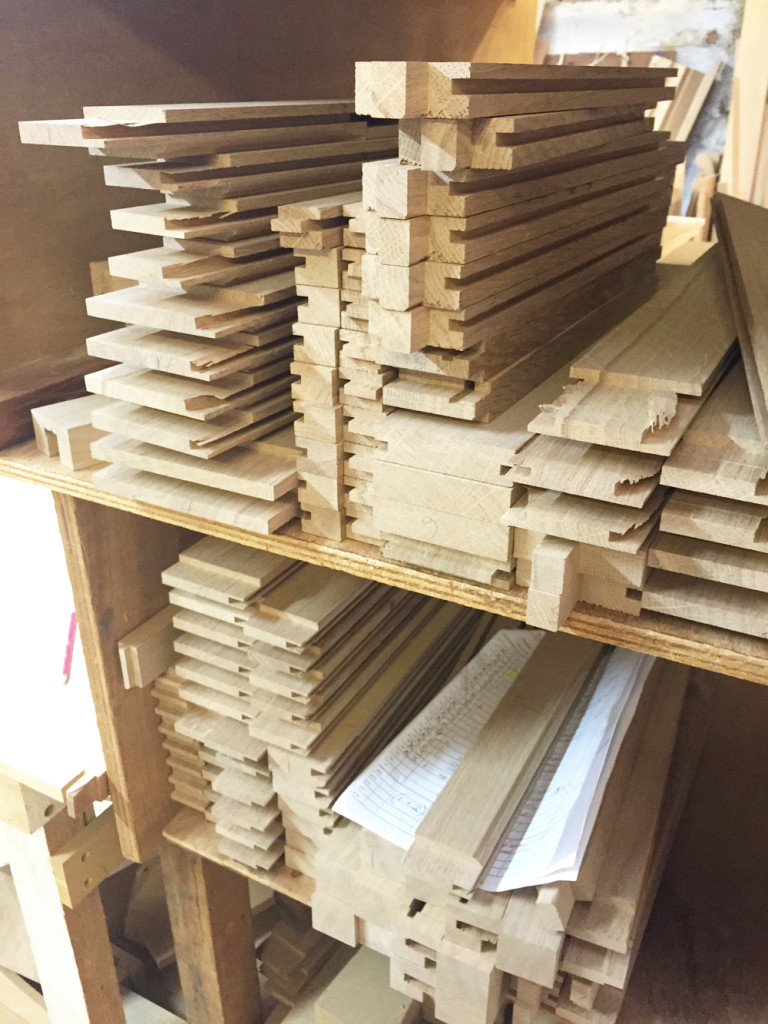 Titchmarsh & Goodwin wood