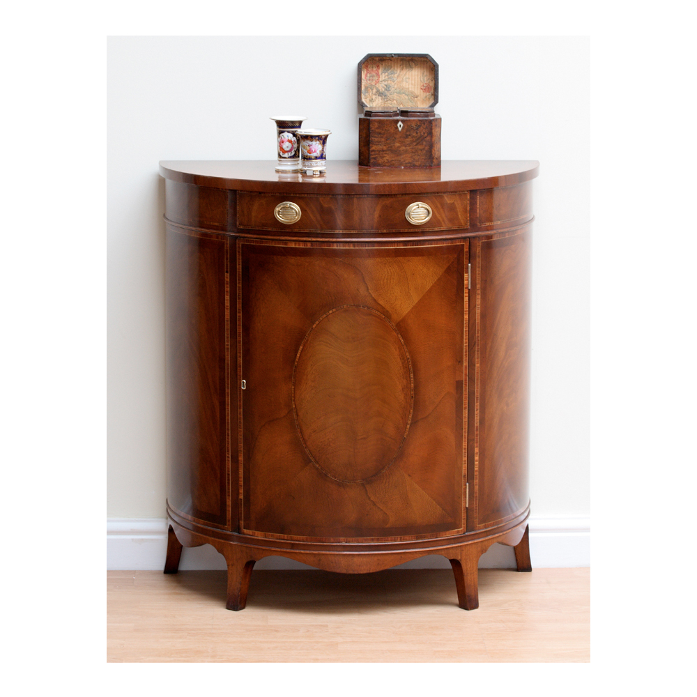 Mahogany Commode
