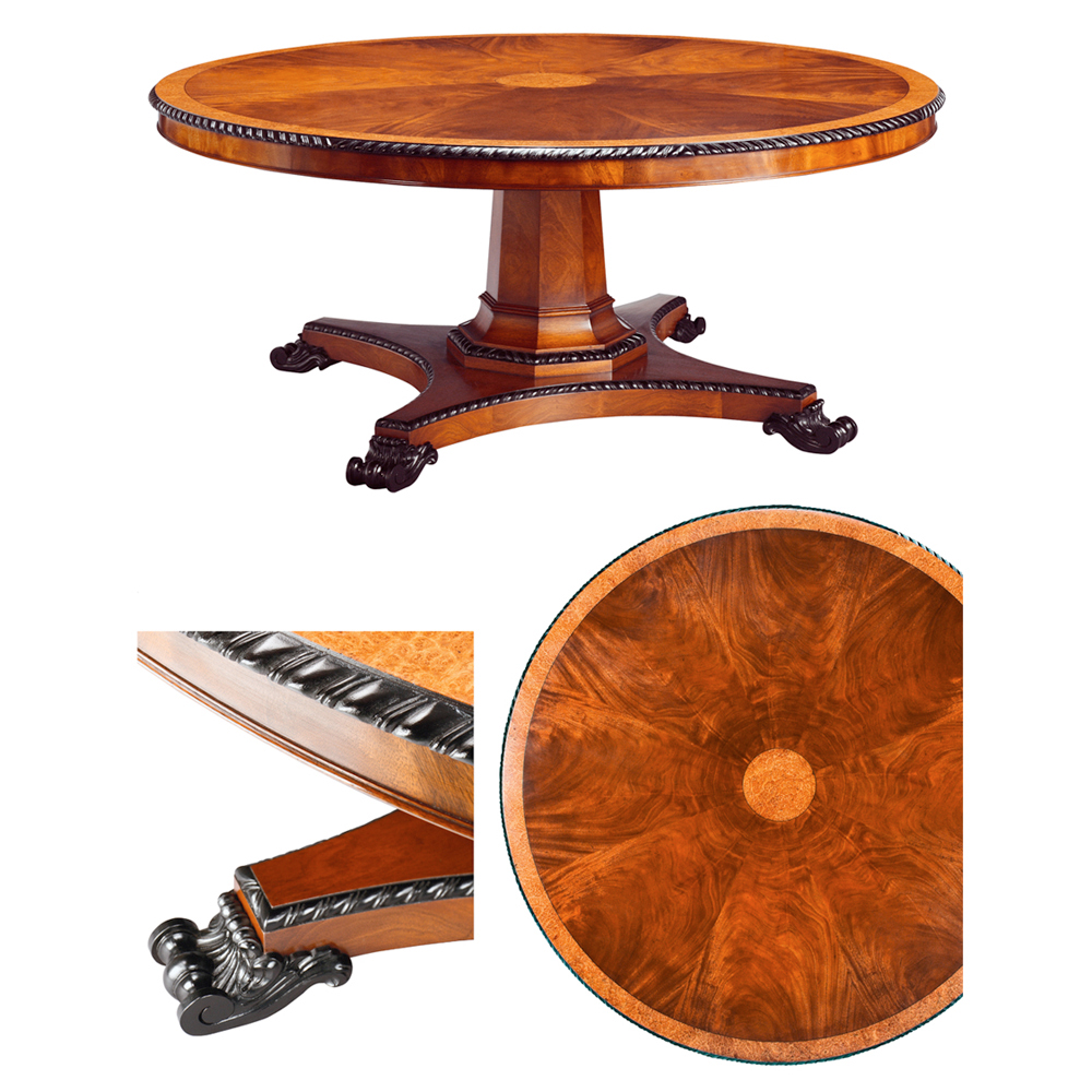 Mahogany Centre Table