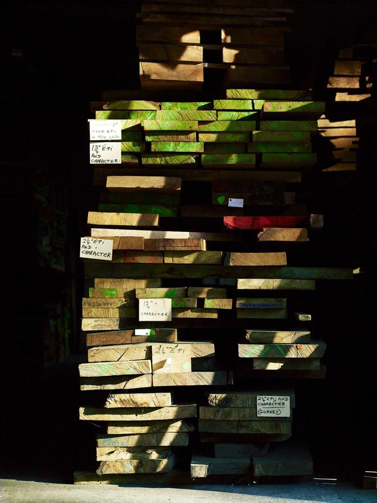 Titchmarsh & Goodwin oak