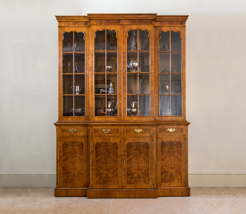 Cabinets, cupboards & bespoke bookcases