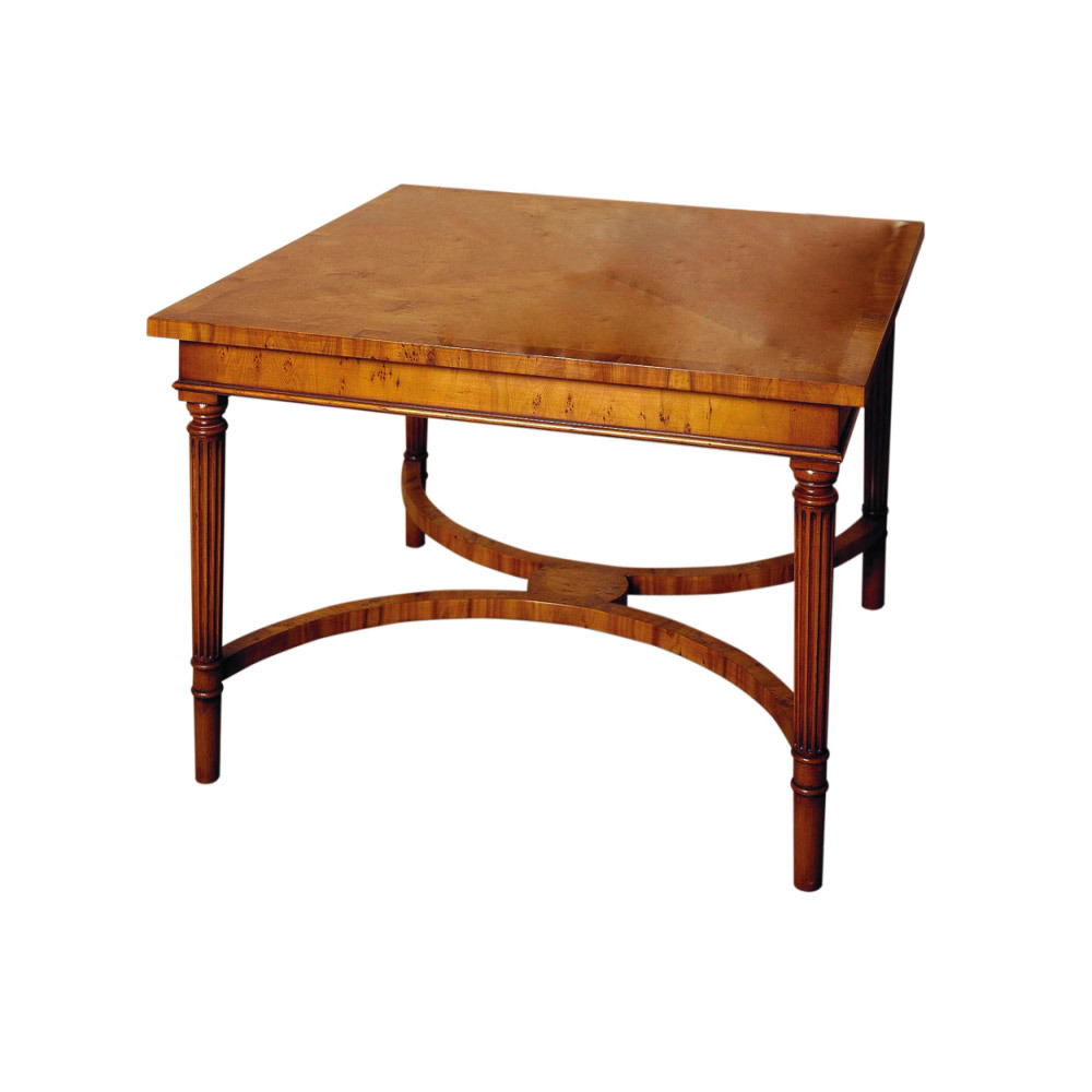 Yew Coffee Table Titchmarsh amp Goodwin