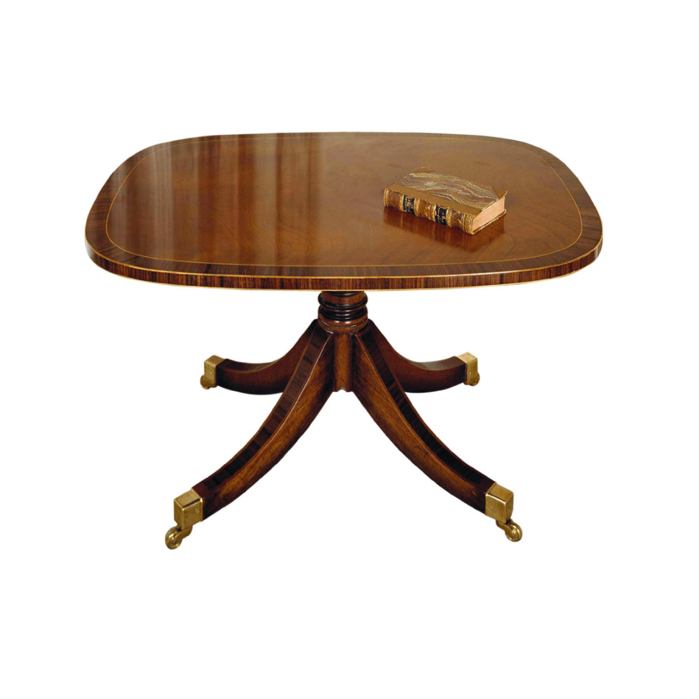Mahogany & Rosewood Coffee Table