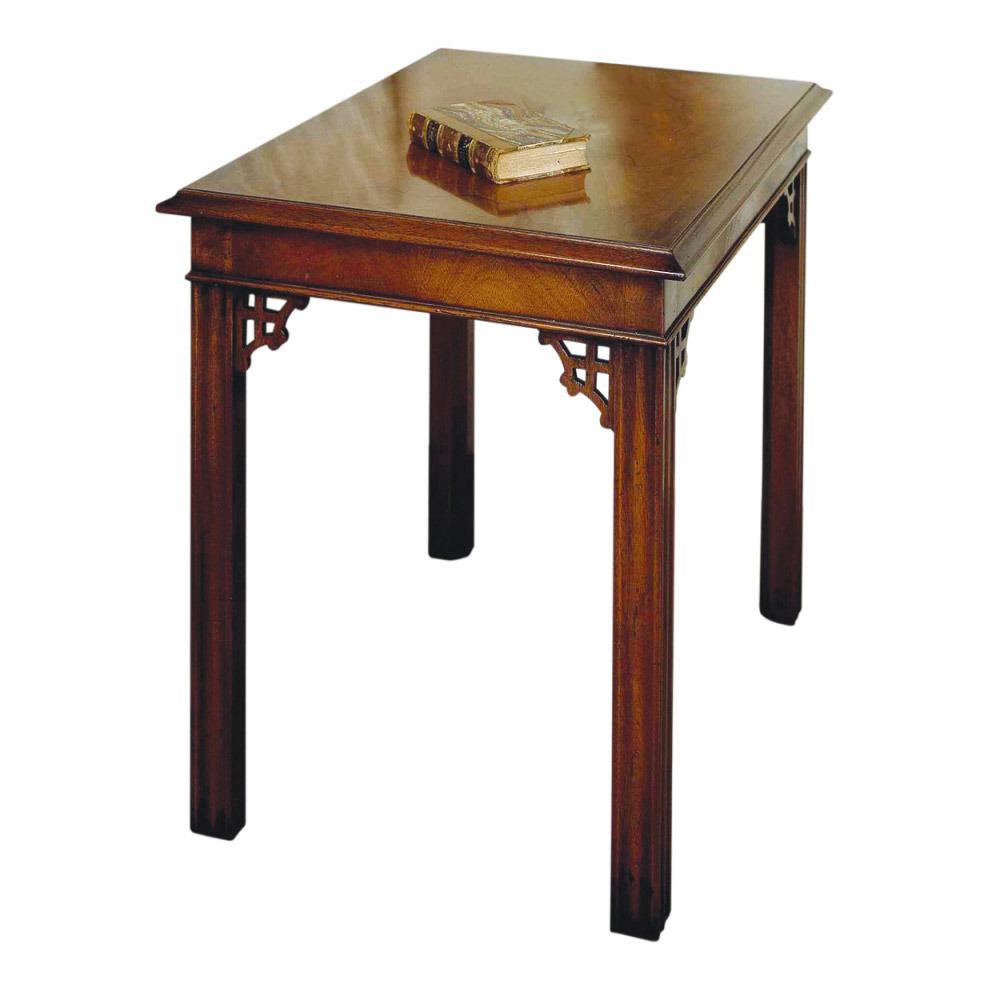 Mahogany End Table - Titchmarsh & Goodwin
