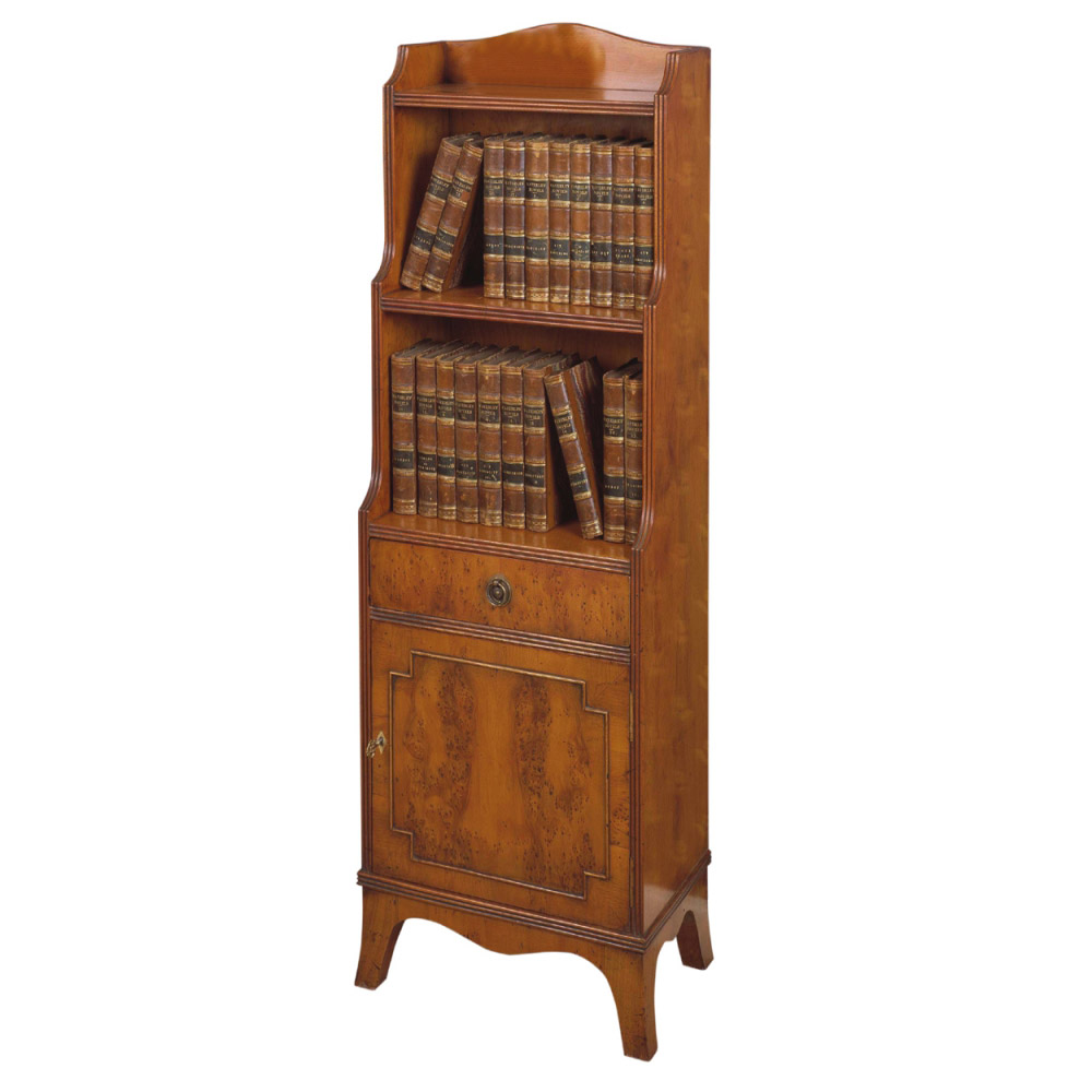 Yew Miniature Bookcase