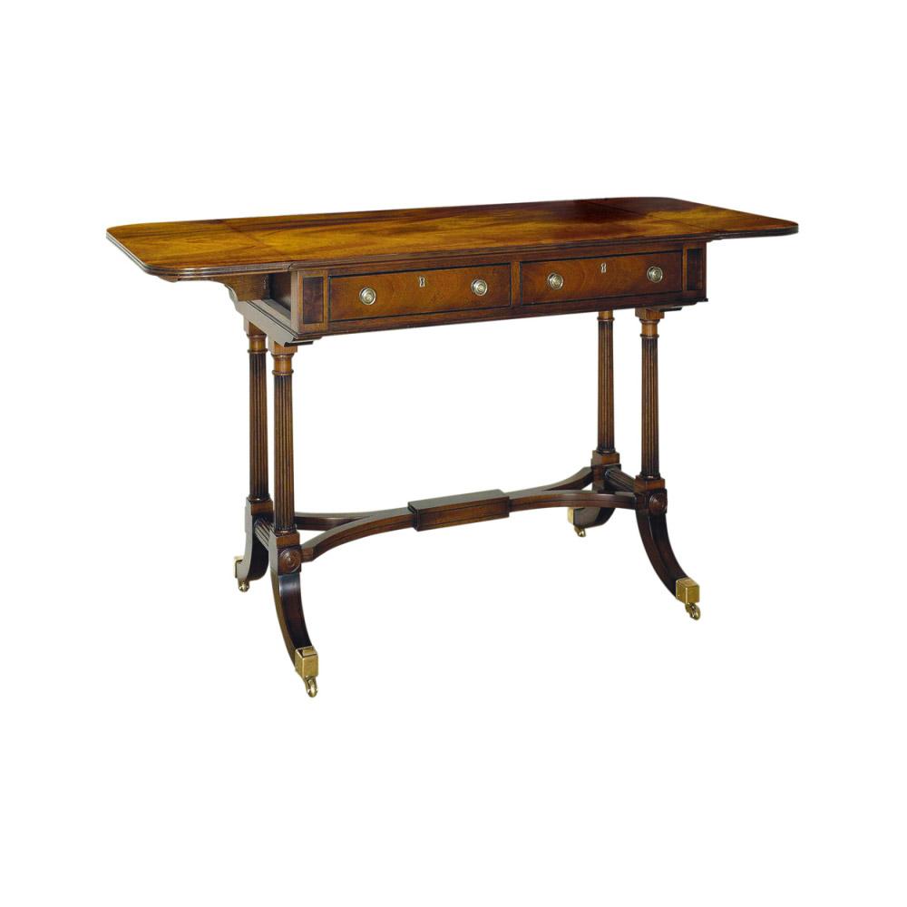 Mahogany Sheraton Dressing Table