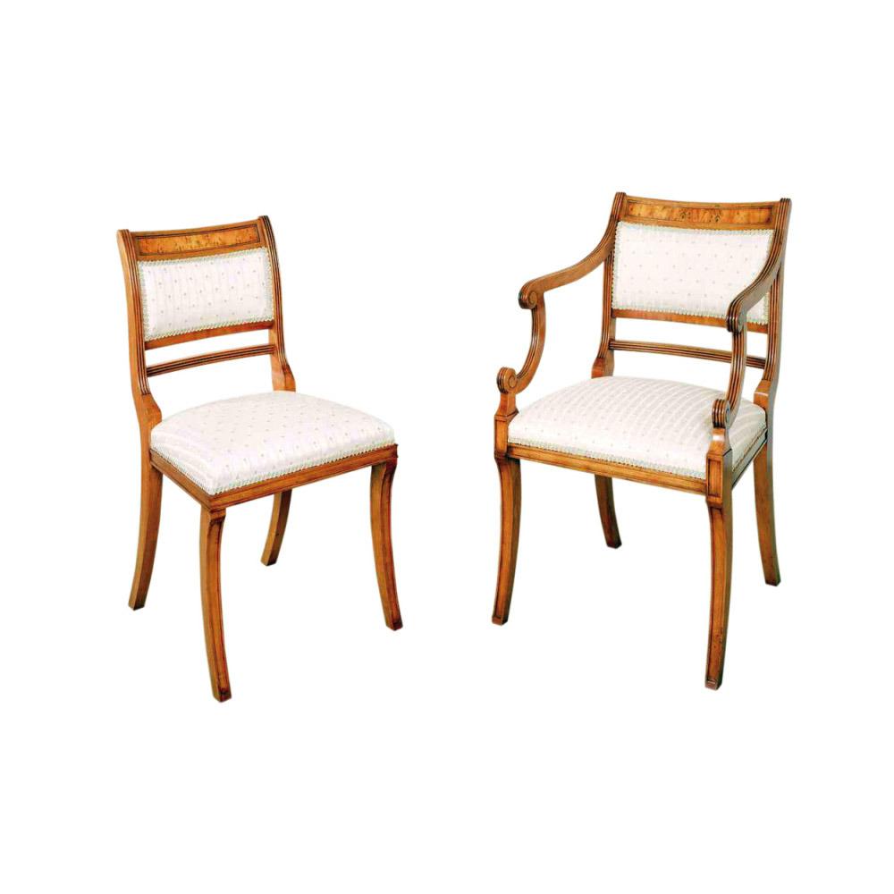 Yew Regency Chair