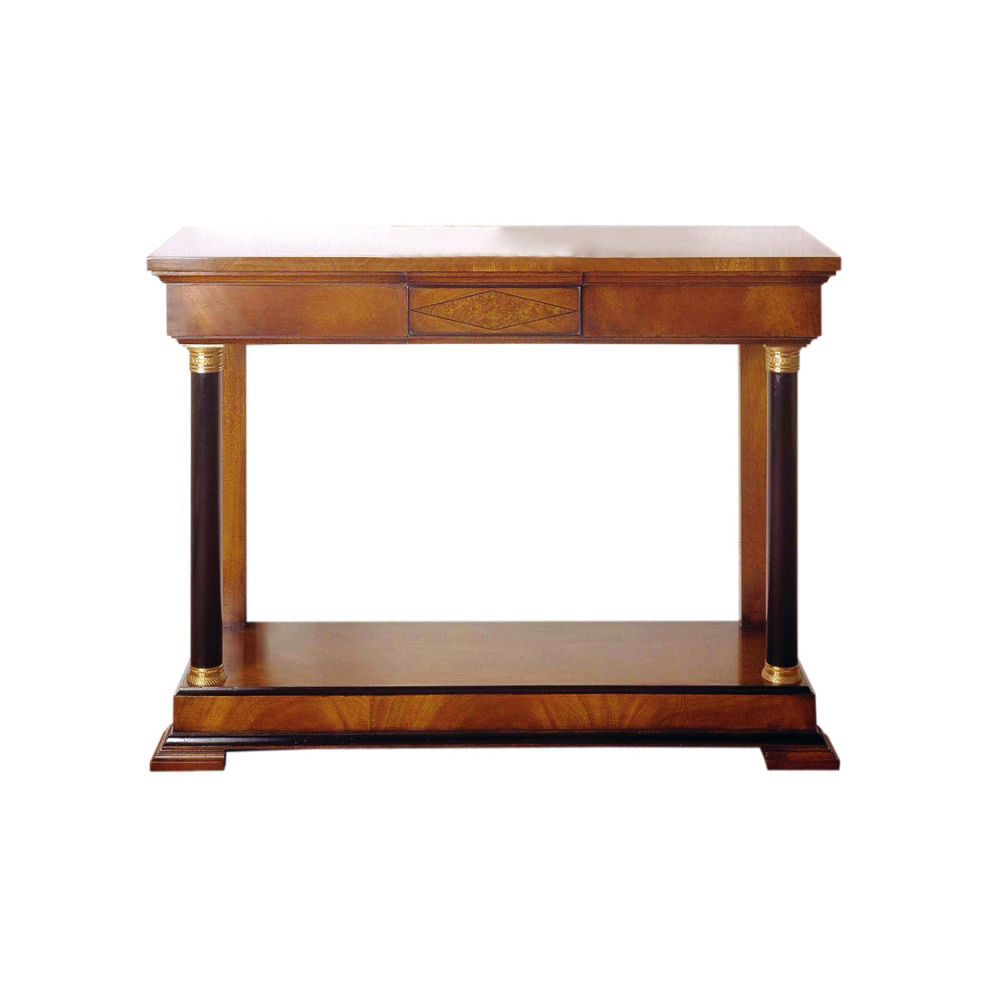 Mahogany Empire Sidetable