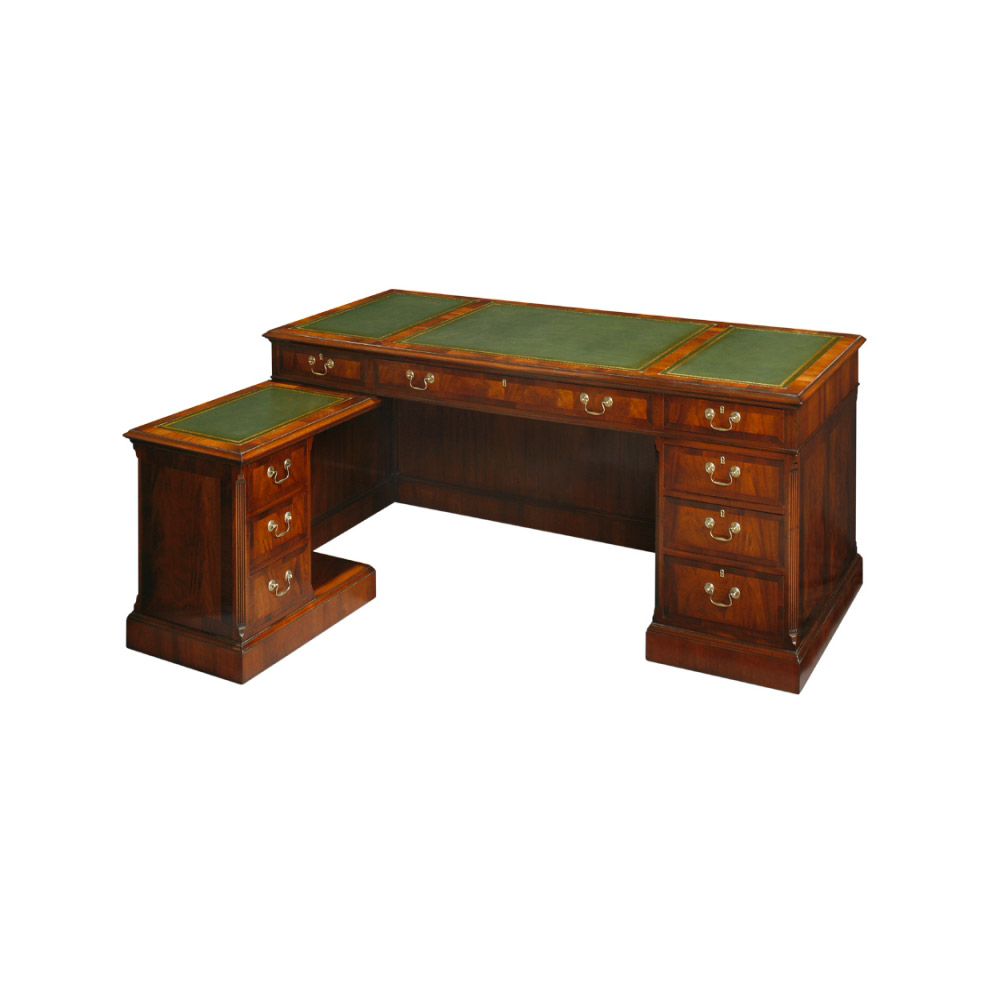 Mahogany Office Desk