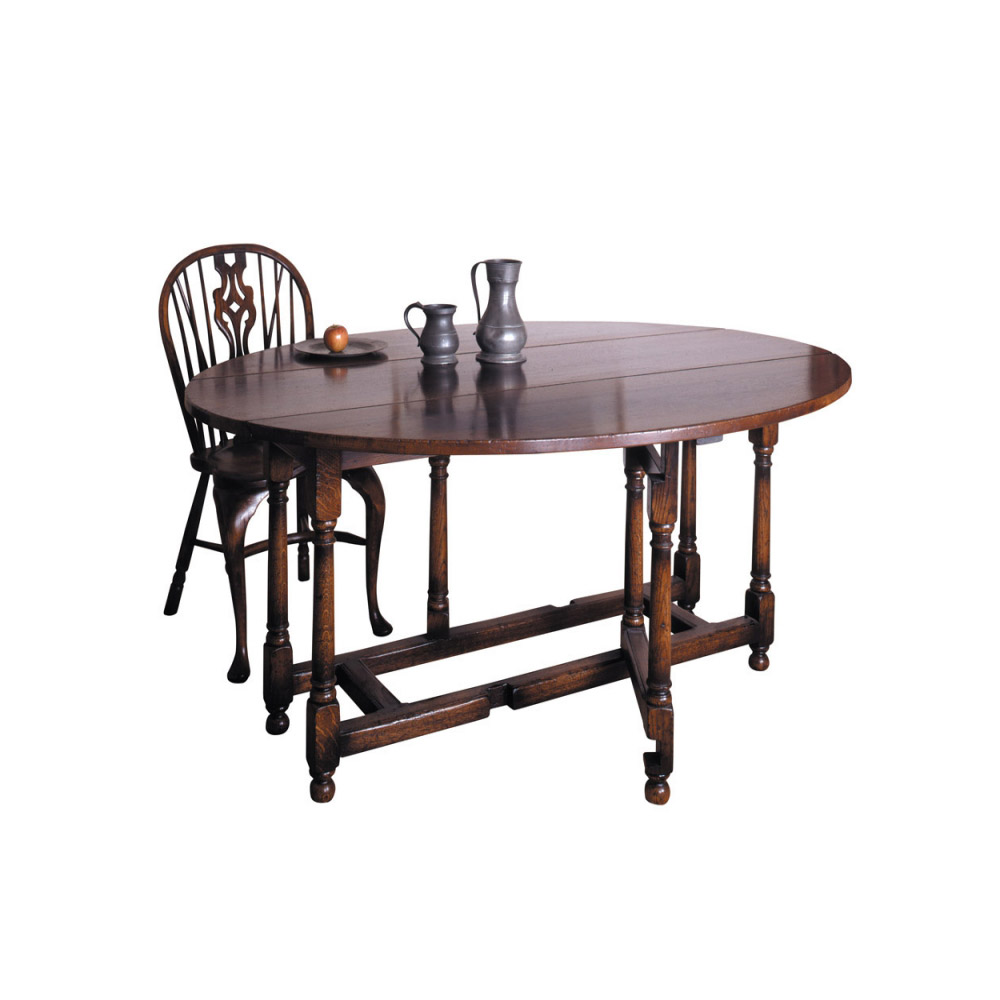English Oak Wakes Table