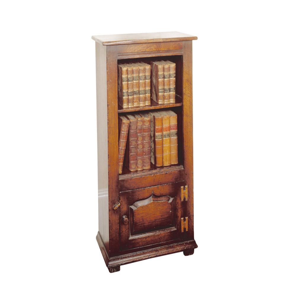 English Oak Miniature Bookcase