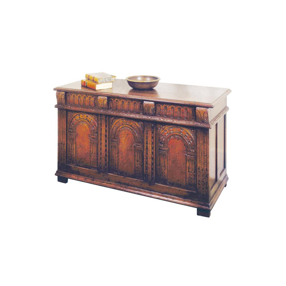 English Oak Jacobean Style Coffer Titchmarsh Amp Goodwin