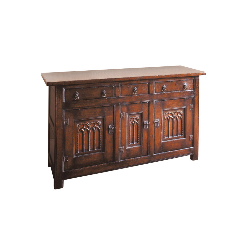 English Oak Sideboard