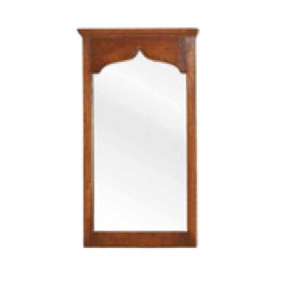 English Oak Pier Mirror
