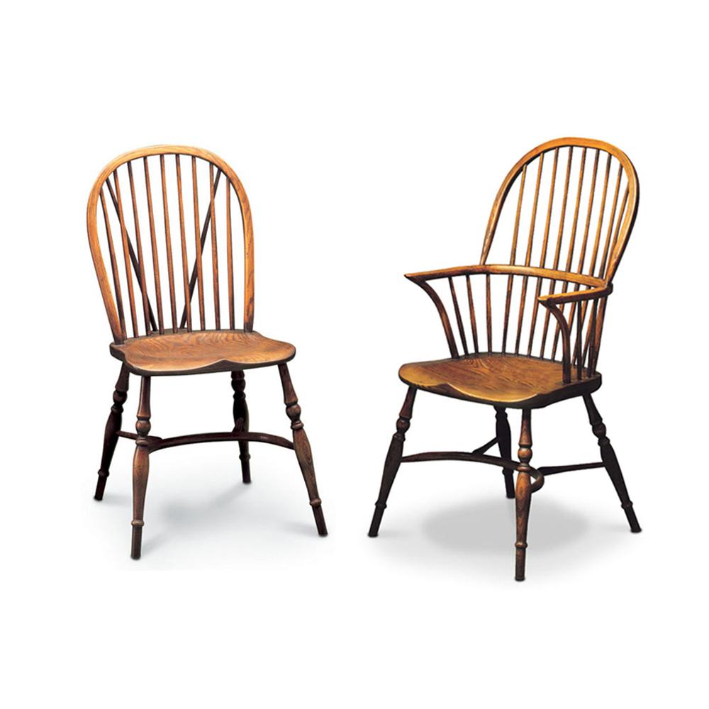 Stickback Windsor chair