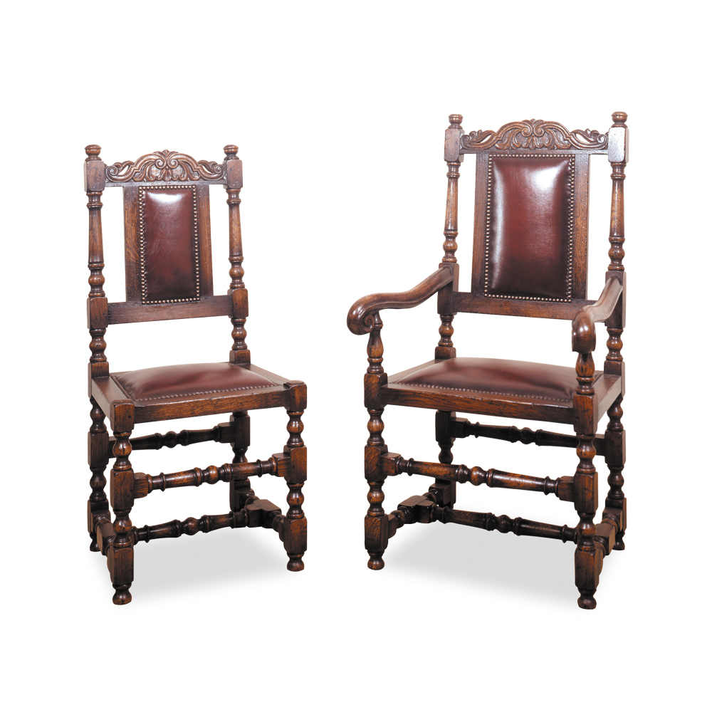Carolean Chairs