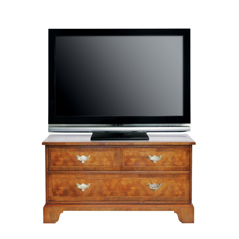 Walnut Widescreen TV Chest